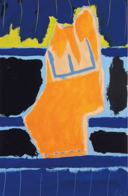 Motherwell Robert | Untitled (1972) | MutualArt