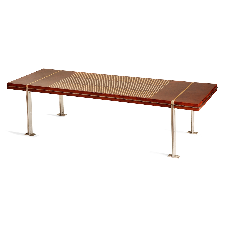 Old Maxime Grande Table Basse Mutualart