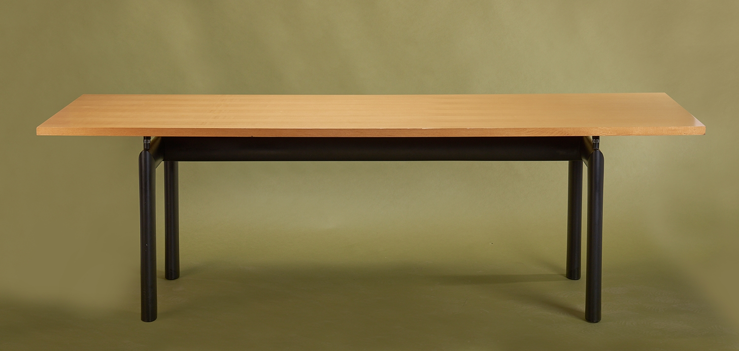 Table Salle A Manger Le Corbusier corbusier le | le corbusier 'lc6' dining table for cassina