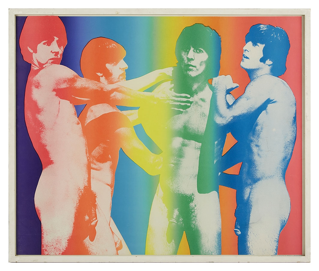 The Beatles Nude