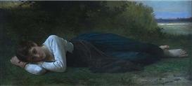 William Adolphe Bouguereau (French, 1825 - 1905)
