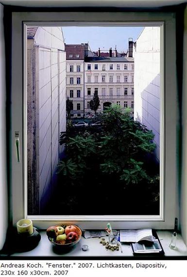 Koch Fenster koch andreas andreas fenster 2007 mutualart