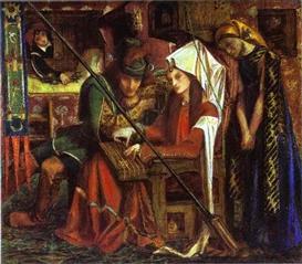 Dante Gabriel Rossetti (British, 1828 - 1882)