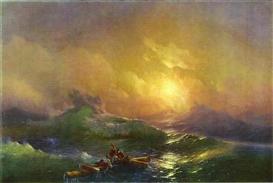 Ivan Aivazovsky (Russian, 1817 - 1900)