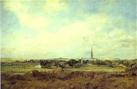 John Constable (British, 1776 - 1837)