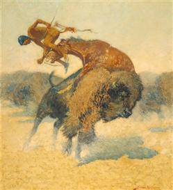 Frederic Remington (American, 1861 - 1909)