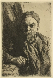 Anders Zorn, Paul Verlaine