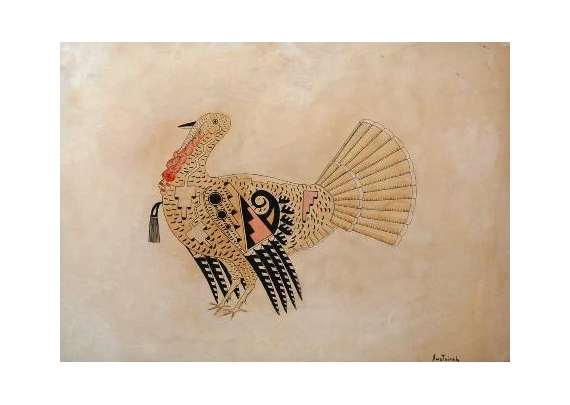 Awa Tsireh: Pueblo Painter and Metalsmith