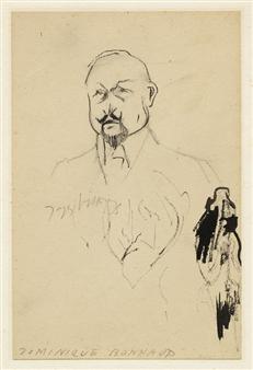 Villon Jacques   Marchand d Art (1901)   MutualArt 7bca7384347