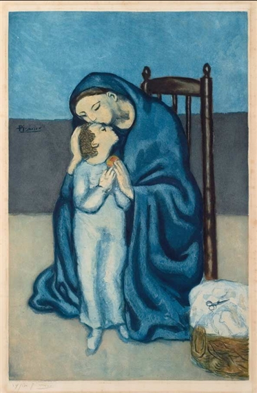 Picasso Pablo | Maternité (1901 - 1930) | MutualArt