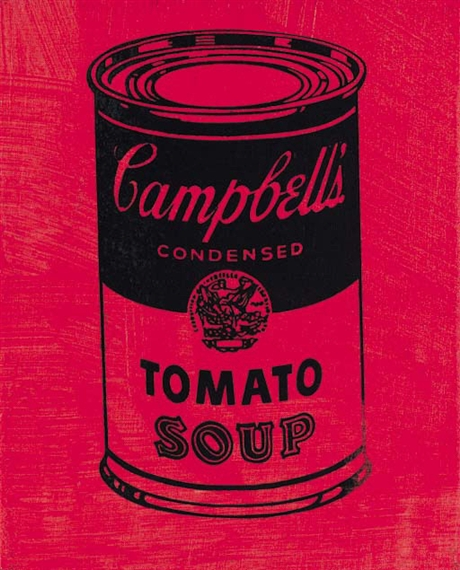 an analysis of the campbell soup can painting by andy warhol 100 soup cans encompasses all of warhol's artwork in one canvasi chose this painting for the masterpiece because it portrays everything warhol wanted to be remembered for.