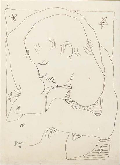 ee160870448 Artwork by Jean Cocteau