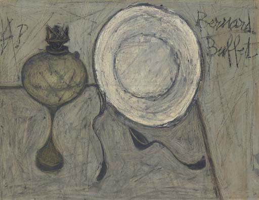 Artworks of bernard buffet french 1928 1999 for Bernard buffet cote