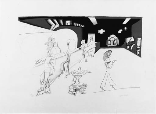 a comparison of the work of saul steinberg and aldo buzzi The following is from reflections and shadows, a book drawn from two interviews with saul steinberg conducted in 1974 and 1977 by his friend the writer aldo buzzi.