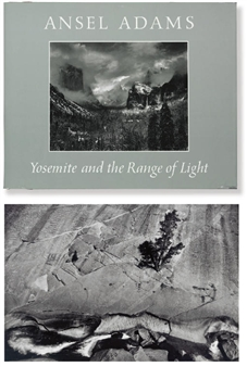 Ansel Adams - Yosemite and the Range of Light Ansel Adams Clearing Winter Storm Analysis