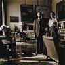 Patrick Faigenbaum, Le Baron Ricasoli, sa femme et sa mère, Florence, Italy
