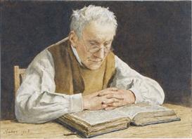 Albert Anker (Swiss, 1831 - 1910)
