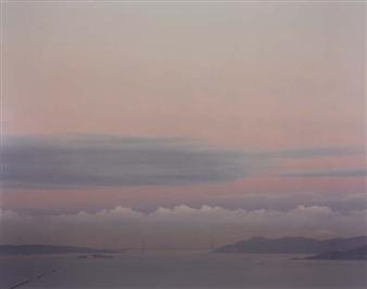 Misrach Richard | Golden Gate Bridge, 3 19 99, 11:14 a m