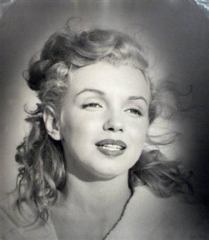 andre de dienes marilyn monroe, 1949, gelatin...