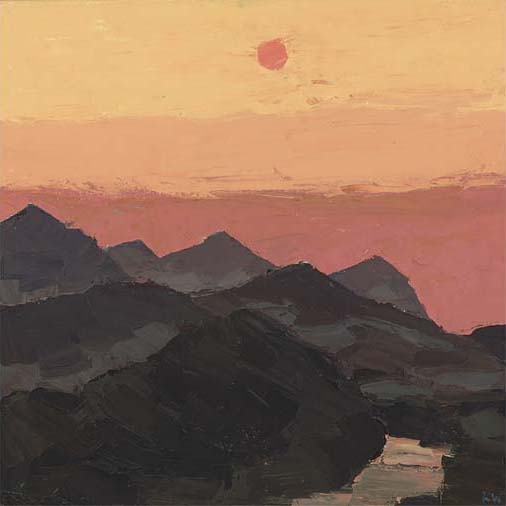 Kyffin Williams Oil Paintings