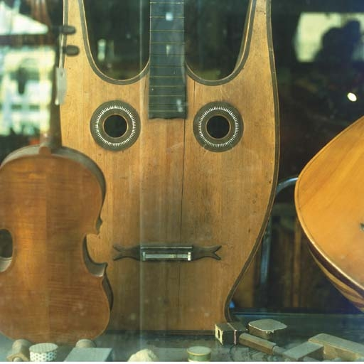 faigenbaum patrick vitrine du luthier rue de rome paris 1999 mutualart. Black Bedroom Furniture Sets. Home Design Ideas