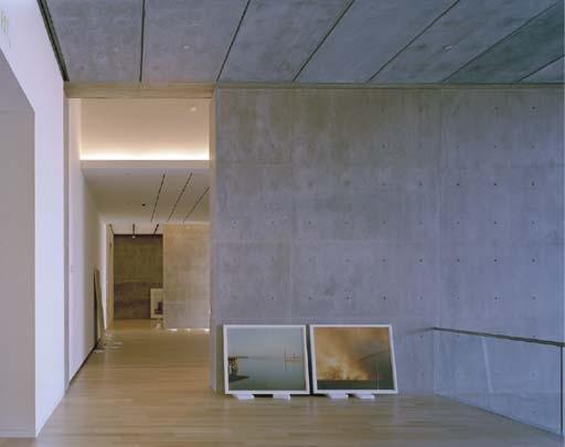 Polidori Robert | Interior, The Modern Art Museum of Fort Worth ...