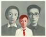 Zhang Xiaogang, [My Big Family]