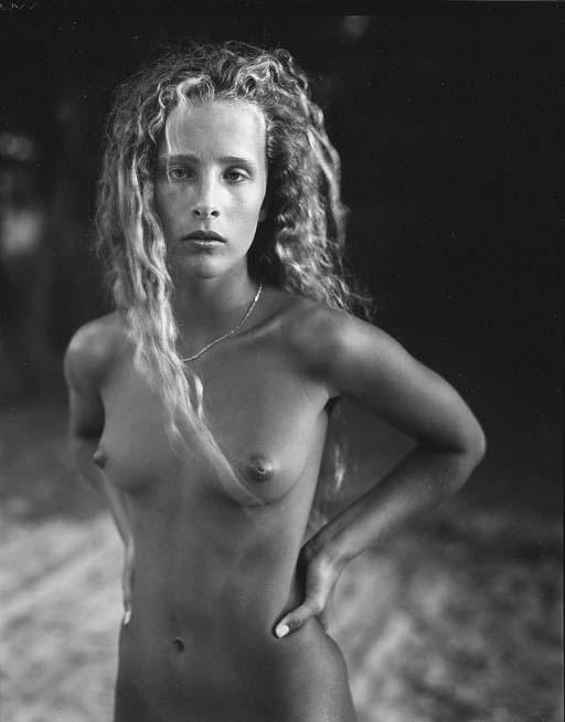 Jock Sturges - Danielle, Montalivet, France