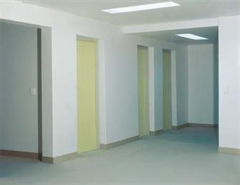 thomas demand flur corridor 1996 colour. Black Bedroom Furniture Sets. Home Design Ideas