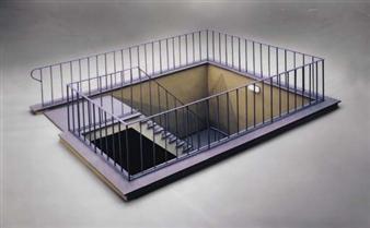thomas demand abgang exit 2000 colour. Black Bedroom Furniture Sets. Home Design Ideas