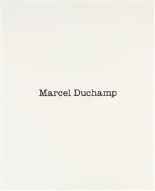 Simon Patterson, Marcel Duchamp
