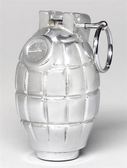 Barker Clive | Hand Grenade (1969) | MutualArt