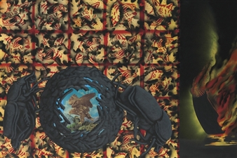 Dung Beetles By David Wojnarowicz