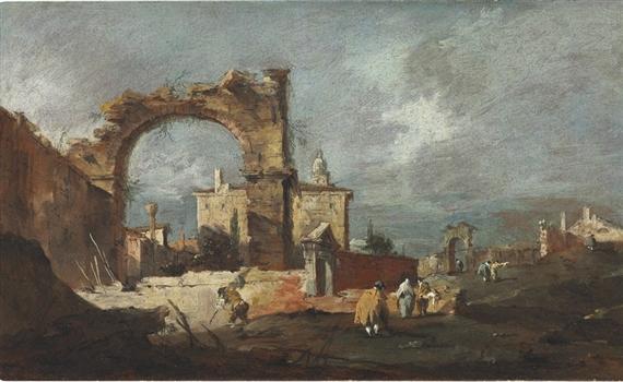 Artworks Of Francesco Guardi  Italian  1712
