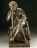William Wetmore Story, Seated Beethoven,