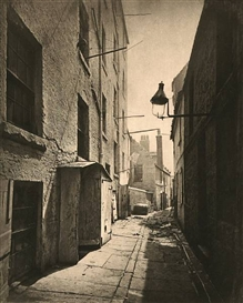 Artwork by Thomas Annan, Close No. 157, Bridgegate, Scotland, Made of Photogravure