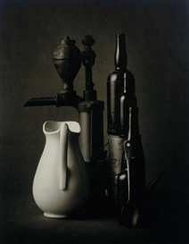 Artwork by John Jonas Gruen, 2 Works: Untitled, Made of gelatin silver prints