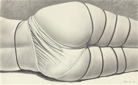 John Kacere, Figure with Panties and Bindings
