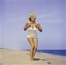 Sam Shaw, Marilyn Monroe on the beach, Easthampton