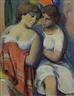 Werner Paul Schmidt, Zwei Frauen