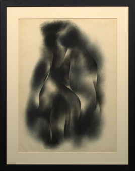 Figures Entwined By Norman Lewis ,1963