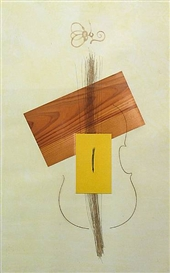 Tom Marioni, Untitled (Violin)