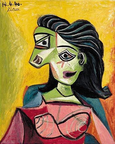 Picasso Pablo | BUSTE DE FEMME | MutualArt
