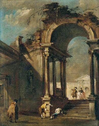Francesco Guardi: Artworks Of Francesco Guardi (Italian, 1712