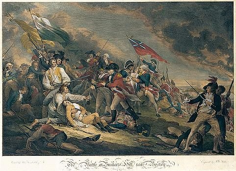 an overview of the battle of bunker hill during the american revolution