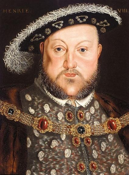 the kingship of king henry viii of england