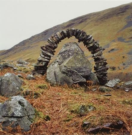 Goldsworthy Andy | ROCK ARCH | MutualArt