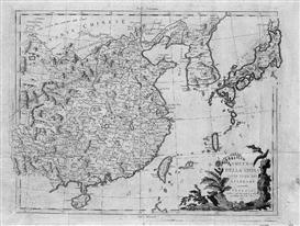 Artwork by Antonio Zatta, IMPERO DELLA CHINA COLLE ISOLE DEL GIAPPONE. VENEZIA: PRESSO ANTONIO ZATTA E FIGLI, 1795