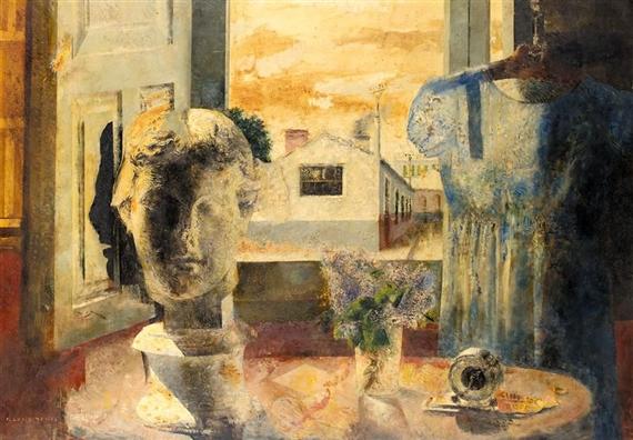 Antonio Lopez Garcia Paintings For Sale