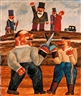 Franz Borghese, DUELLO ALL'ARMA BIANCA